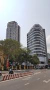 Văn phòng cho thuê tòa nhà Indochina