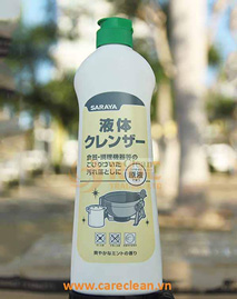 Kem tẩy rửa đa năng Liquid Cleanser