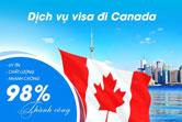 Dịch vụ làm visa Canada