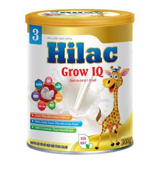 Hilac Grow IQ bé 1-15 tuổi