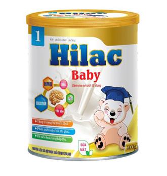 Hilac Baby bé từ 0- 12 tháng