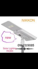 Đèn năng lượng mặt trời Nikkon RA365 50w