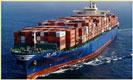 Dịch vụ vận tải bằng đường biển