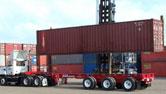 Dịch vụ vận tải  Container nội địa