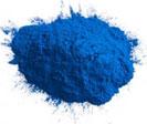 Bột màu xanh dương