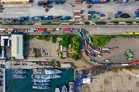 Vận tải xuất nhập khẩu