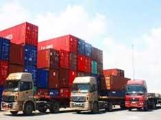 Vận tải hàng đi miền nam