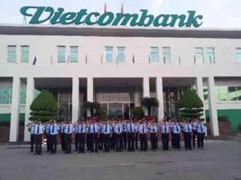Dịch vụ bảo vệ ngân hàng
