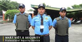 Dịch vụ bảo vệ yếu nhân