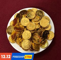 Socola đồng tiền vàng Duy Phát