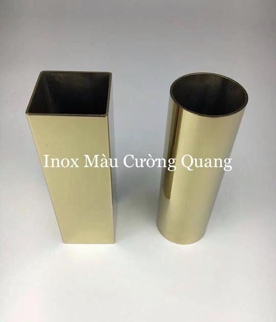 Inox Màu