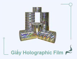 Giấy Holographic