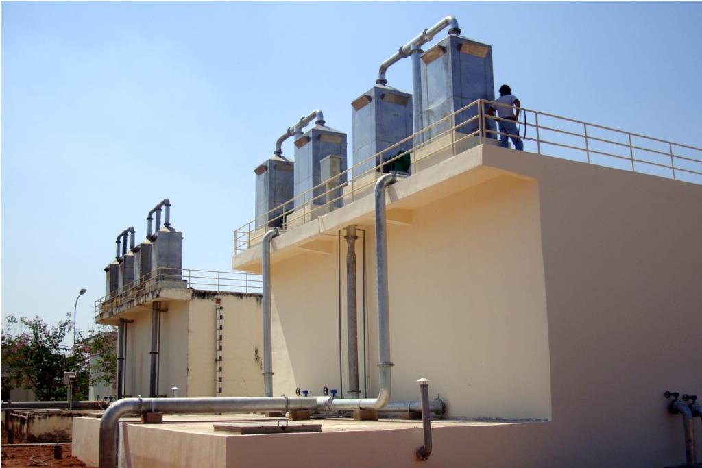 Nhà máy nước Linh Trung