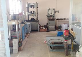 Phòng thì nghiệm vật liệu