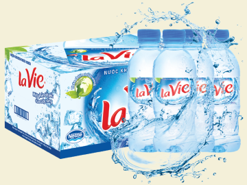 Nước khoáng Lavie