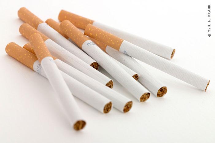 Keo dán thân điếu thuốc