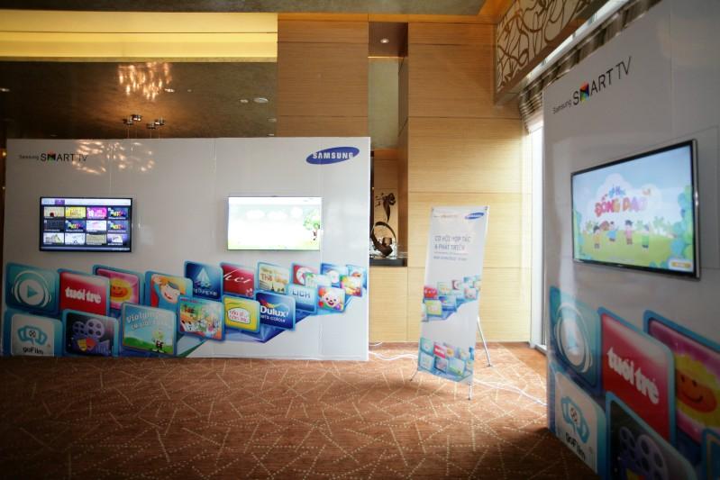 Samsung - Cơ hội Hợp tác & Phát triển