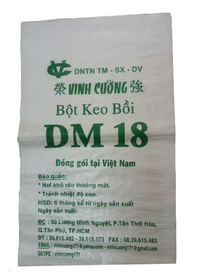 Bột keo bồi DM-18