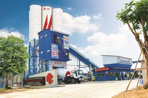 Nhà máy bê tông SMC Tân Đức