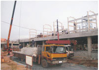 Máy và thiết bị gia công kết cấu thép