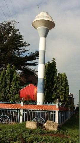 Tháp nước 20m3