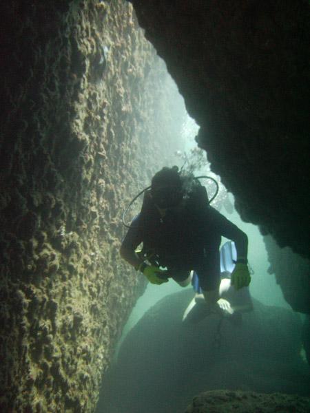 Dịch vụ lặn biển