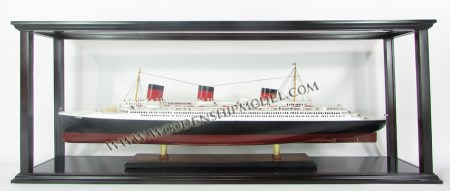 Cruise Ship Display Case