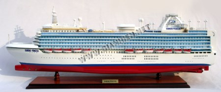 Diamond Princess Model