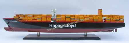 Hamburg Express Ship Model