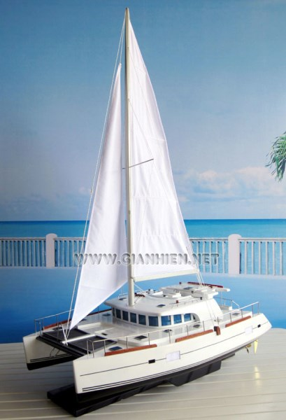 Lagoon Yacht Model