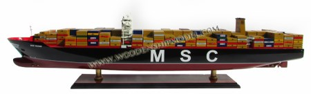 MSC Oscar Ship Model