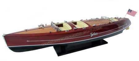 Typhoon Boat Model