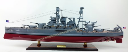 USS Pennsylva Ship Model