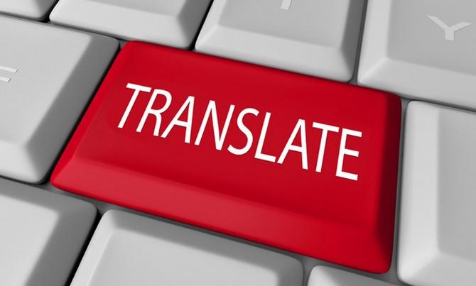 Công ty dịch thuật chất lượng
