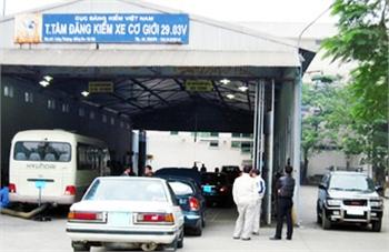 Trung tâm đăng kiểm giao thông