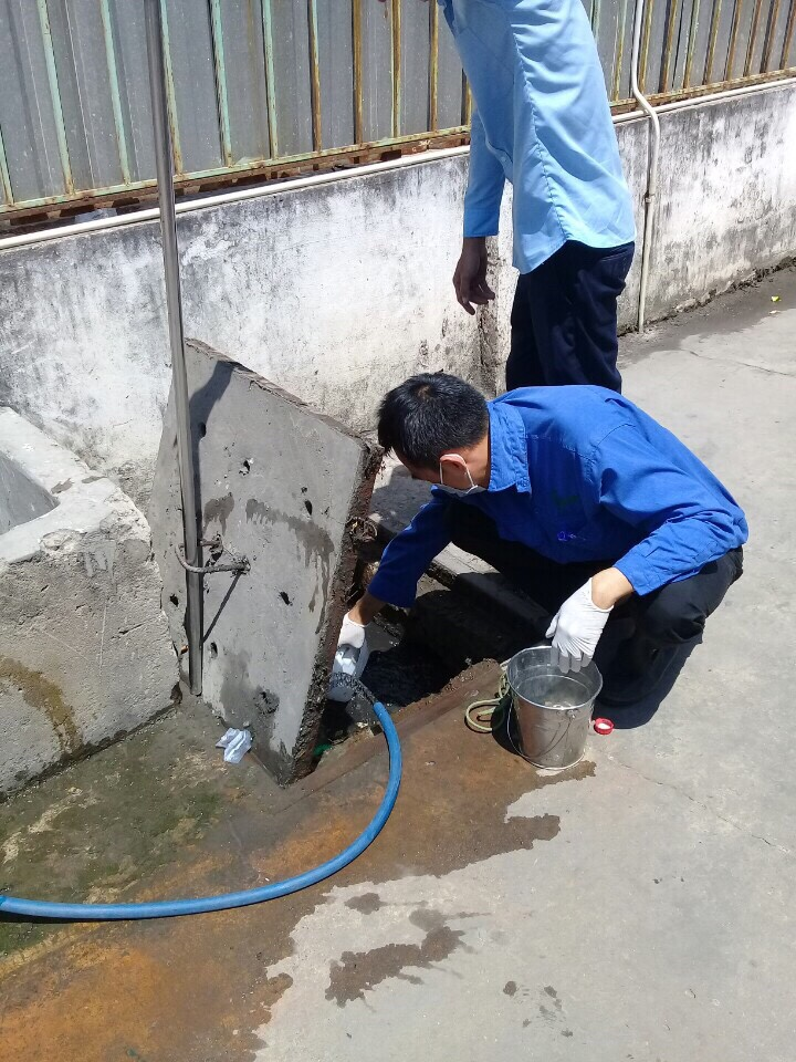 Kiểm tra nguồn thải