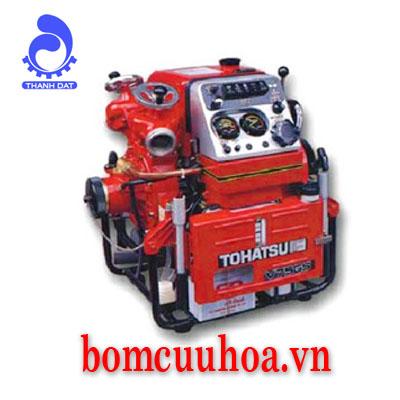 Máy Bơm PCCC TOHATSU V75