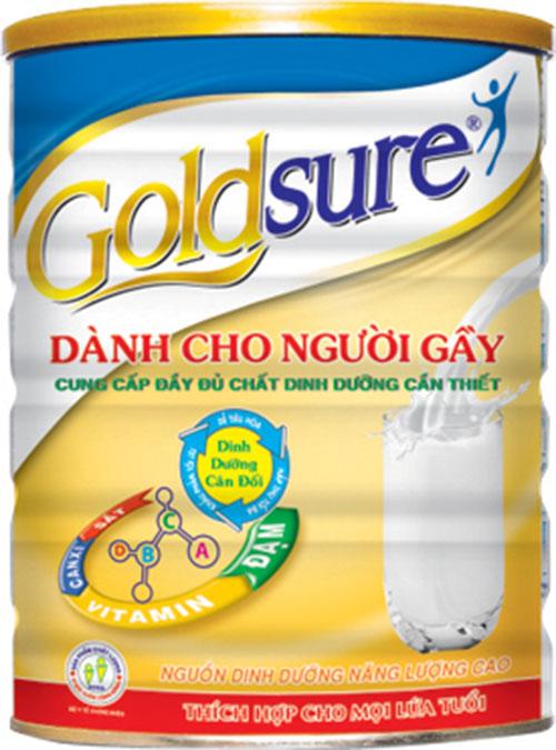 Goldsure dành cho người gầy