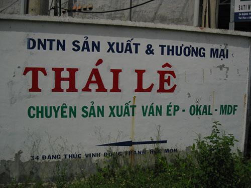 Doanh nghiệp Thái Lê