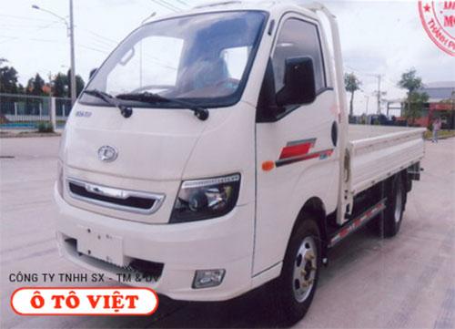 Xe tải Teraco 1T9 thùng lửng