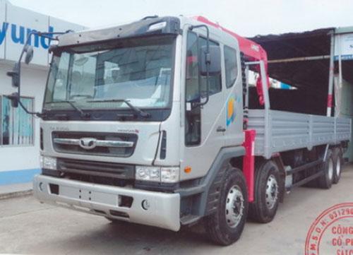 Xe tải DAEWOO M9CEFSGCD-LC.