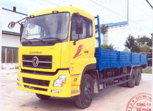Xe tải DONGFENG SGCDC260-33-TL