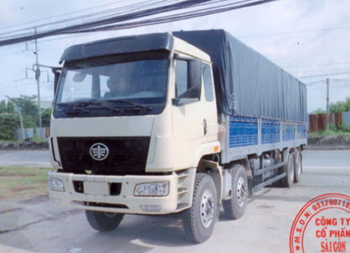 Xe tải FAW SGCDCA6DL1-31E3F-MP
