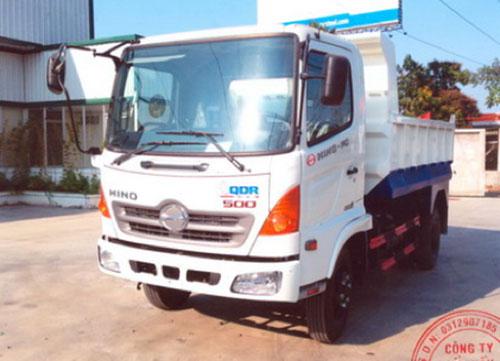 Xe tải HINO FC9JESWSGCD-TD