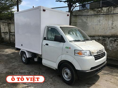 Xe tải SUZUKI SUPER CARRY PRO