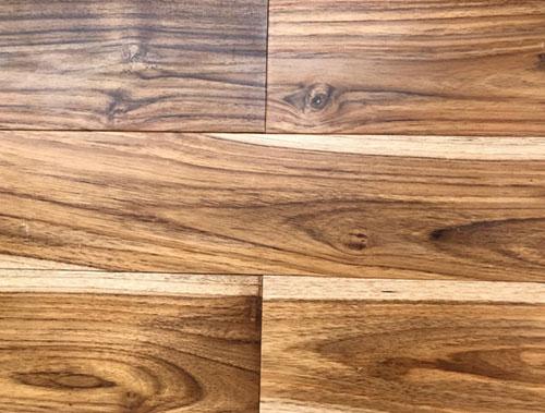 Ván sàn gỗ nguyên khối