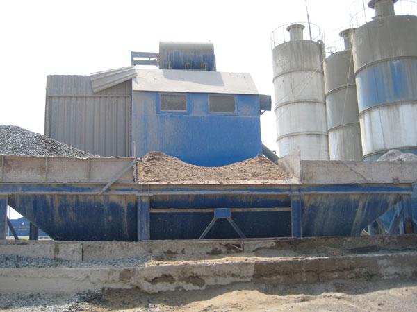 Bunker cốt liệu 3 ngăn