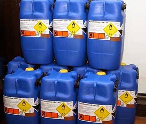 Oxy già H2O2