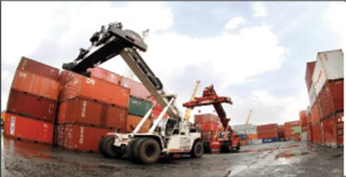 Dịch vụ vận chuyển tại cảng