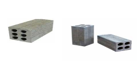 Gạch xi măng cốt liệu